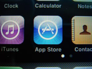 App store visitors make a priority out of looking at an app's ratings and reviews